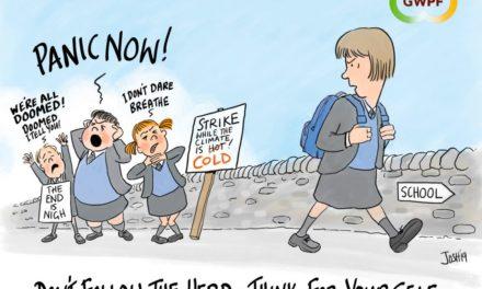 Die übernächste Generation wickelt gerade ihre Zukunft ab