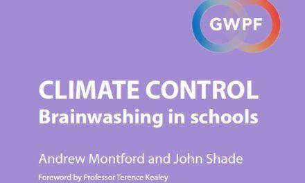 Klima-Kontrolle: Gehirnwäsche in Schulen