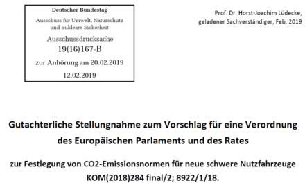 Prof. Lüdeckes Sicht zum kleinen Eklat im Bundestag