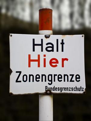 Neue deutsche Teilung – Die Südzone