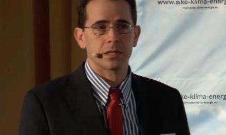 12. IKEK am 23. und 24.11.18  Nir Shaviv – Der Einfluss kosmischer Strahlung auf das Klima