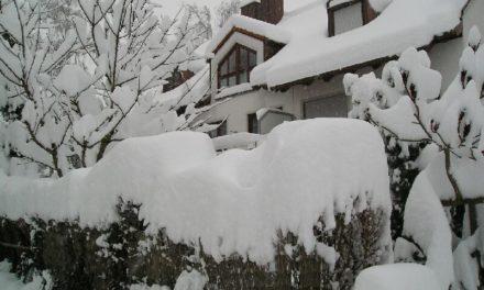 """""""Wärmster November"""" – und im Alpenland türmen sich Anfang Dezember die Schneemassen"""