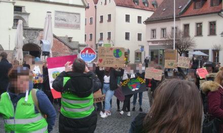 Klimabemerkungen aus der Provinz – heute: Weiden in der Oberpfalz