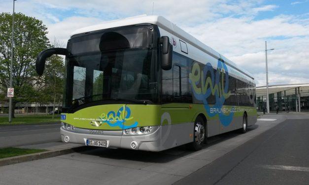 Elektrobusse im öffentlichen Nahverkehr Berlins: nur halbtags nutzbar