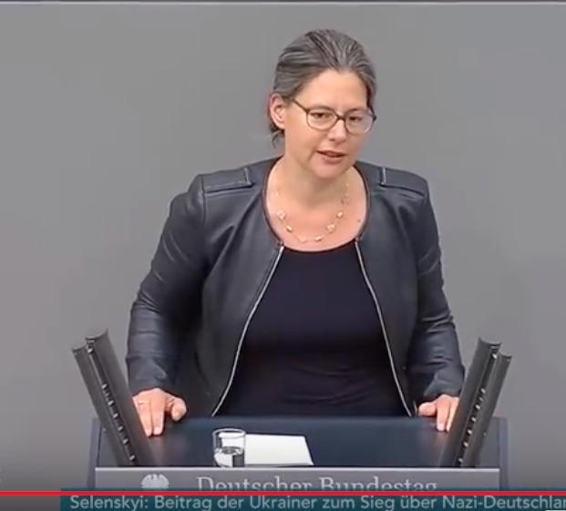 Kohleausstieg und Klimaschutz- Heute: Bedeutende Geister des 21. Jahrhunderts: Nina Scheer (SPD),  Dr. Andreas Lenz (CSU) und Frau Annalena Baerbock und der Kohleausstieg