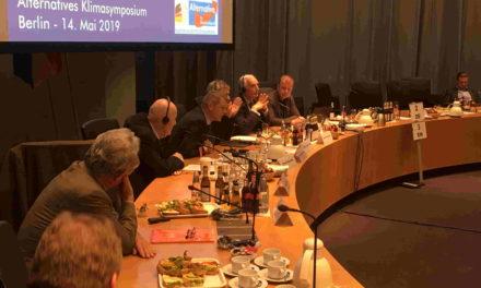 Klimanotstand? Die einen sagen so, die anderen sagen so. – Alternatives Klimasymposium im Deutschen Bundestag