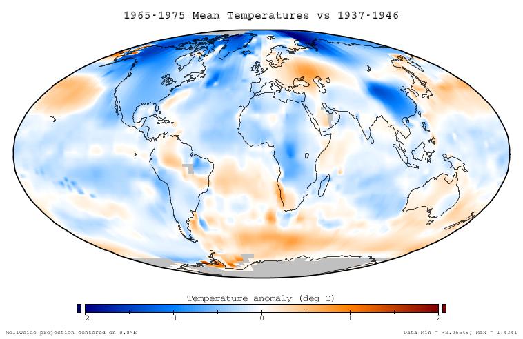 """Wir haben seit 50 Jahren eine """"Klimakatastrophe"""" – heute Heißzeit, früher Eiszeit"""
