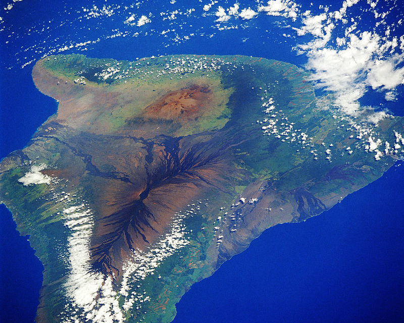 Ergebnisse der CO<sub>2</sub> – Messung am Mauna Loa (Hawaii), Update: 7.7.2020