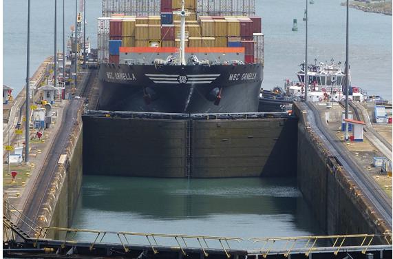 Ist der Klimawandel eine Bedrohung für den Panamakanal ?