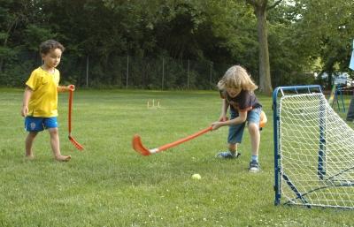 Zeitliche Auflösung und Hockeyschläger