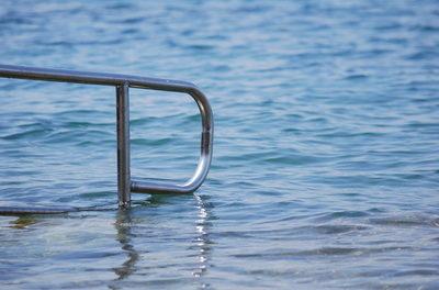 <i>Kriging</i>: Anstieg des Meeresspiegels