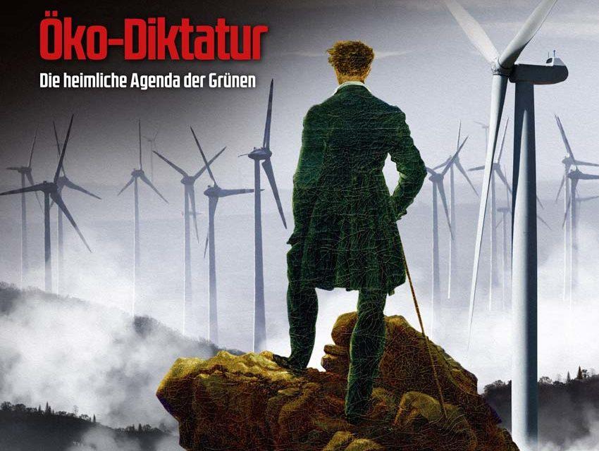 Keine Lust auf die grüne Machtergreifung