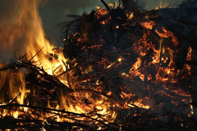 Feuer-Historie am Amazonas seit 2003