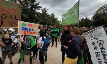 Deutsche Meteorologische Gesellschaft (DMG) unterstützt FFF Klimastreik
