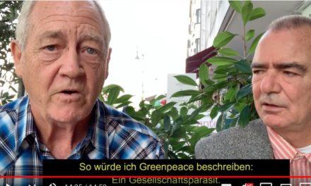 Patrick Moore über Greenpeace heute: Ein Parasit auf dem Rücken der Gesellschaft