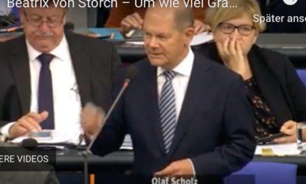 Finanzminister Olaf Scholz: 100 Milliarden für das 2 % Ziel