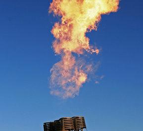 Erdgas weiter auf dem Vormarsch