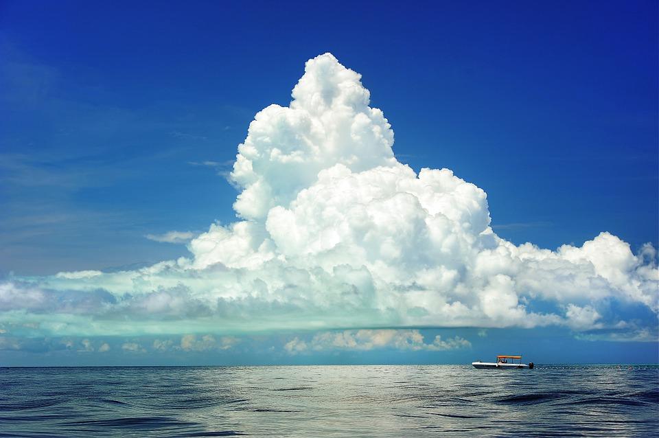 Die Erwärmung der letzten 20 Jahre hat seine wesentliche Ursache in der Veränderung der Wolken