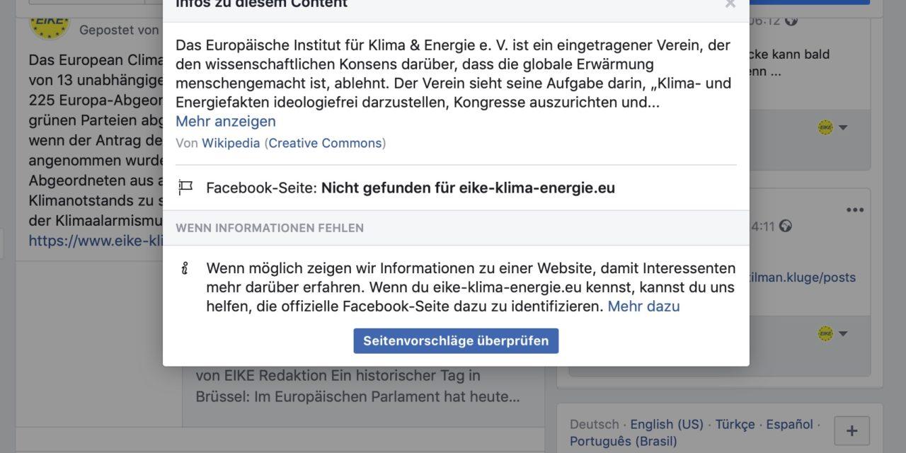 Correctiv-Faktenchecker-, ARD-Faktenfinder-Unwesen