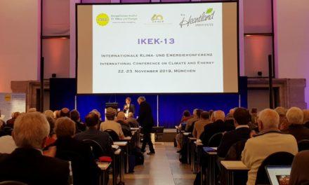 Die 13. Internationale Klima- und Energiekonferenz wurde erfolgreich beendet! Antifa und Klimakrakeeler produzierten sich als Volltrottel!