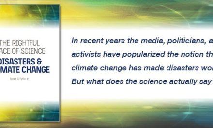 Klimawissenschaft ist gestorben. Die Auswirkungen werden erheblich sein.