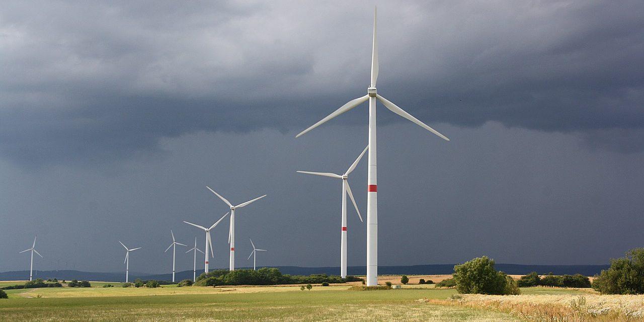 Wie Deutschland seinen Wind ausbremst