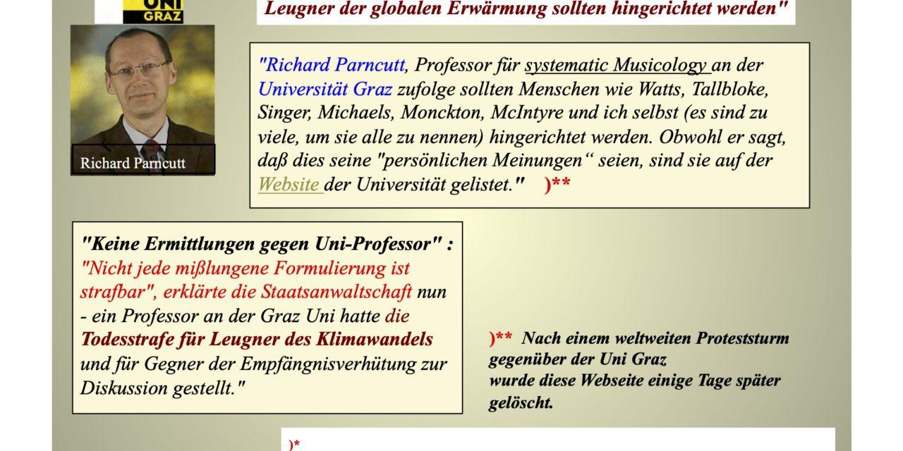 Meinungsterror: Springer-Verlag stoppt klimaskeptisches Buch