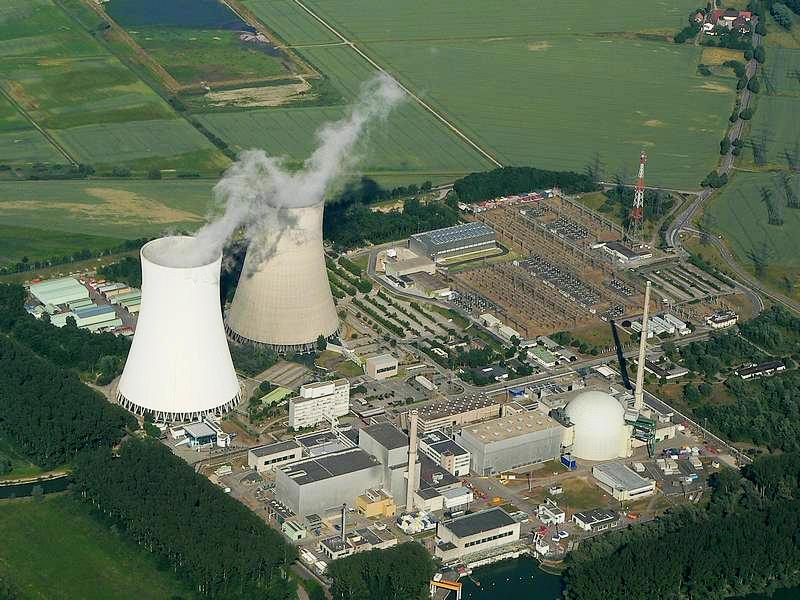 KKW Philippsburg II, Restwert etwa 3 Milliarden Euro, gesprengt!