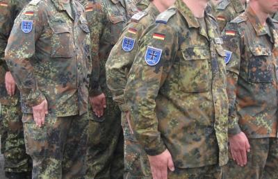 Unsere Bundeswehr ist (wenn) im Einsatz, noch nicht klimaneutral