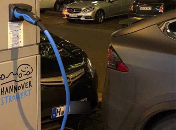 Gedankenexperiment: E-Auto in Hannover-Linden – Wie geht das?