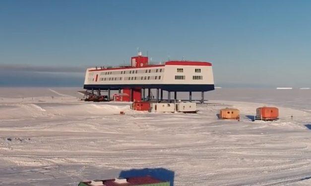 Bei den Tagesthemen wird der Klimawandel erfühlt: Klima-Wahnsinn sucht nun Antarktis heim