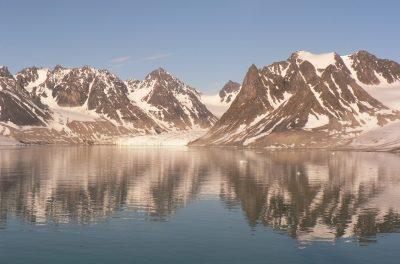 Der Klimawandel ist auf Spitzbergen schuld an zwei deutschen Lawinentoten…