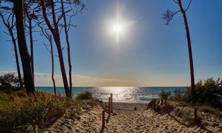 Furchtbar: Unser Strandurlaub fällt bald dem Klimawandel zum Opfer!