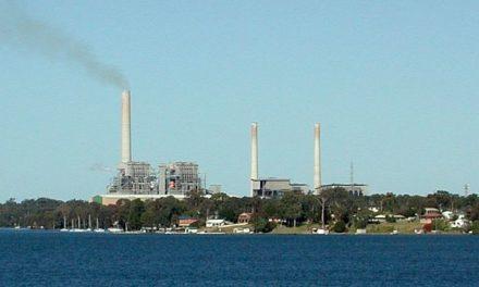 Gelder aus dem Emissions-Reduzierungsfond nicht für Emissions-Reduzierung eines Kohlekraftwerkes