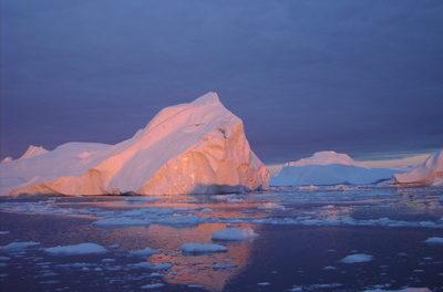 Graphische Darstellung der Eis-Realitäten