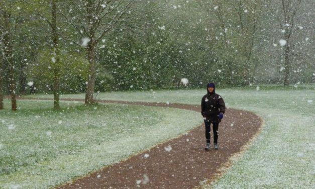 """Erderwärmung: """"Wetter-Experte warnt vor Grusel-Trend, Schnee, Frost und Kälte auch im Mai!"""""""