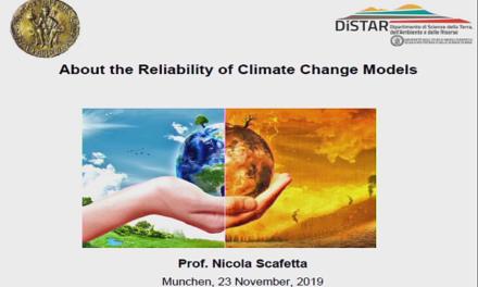Zuverlässigkeit von Klima-Modellierungen und Zyklen der Einflussgrößen auf das Klima