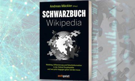 Wikipedia: Manipulationen Orwell'schen Ausmaßes
