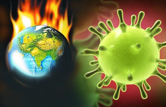Was wird zuerst verschwinden – das Coronavirus-Fieber oder das Klimawandel-Fieber?