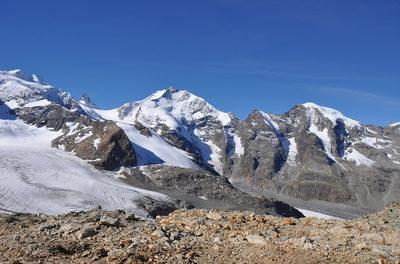 Schmelzende Gletscher enthüllen weitere Beweise einer sehr warmen Mittelalterlichen Warmzeit