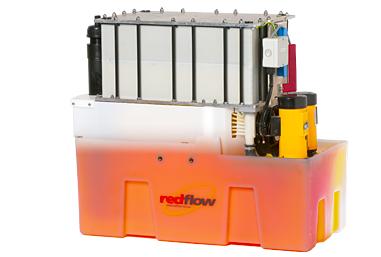 """""""Organic-Flow""""-Batterie: ökologisch Strom speichern wie Benzin oder Heizöl?"""