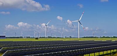 Wind- und Solarindustrie durch COVID-19 zerschlagen