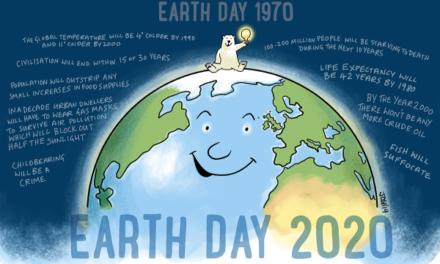 Josh bringt es auf den Punkt: Nicht eine einzige Umwelt-Prophezeiung während der letzten 50 Jahre ist eingetreten