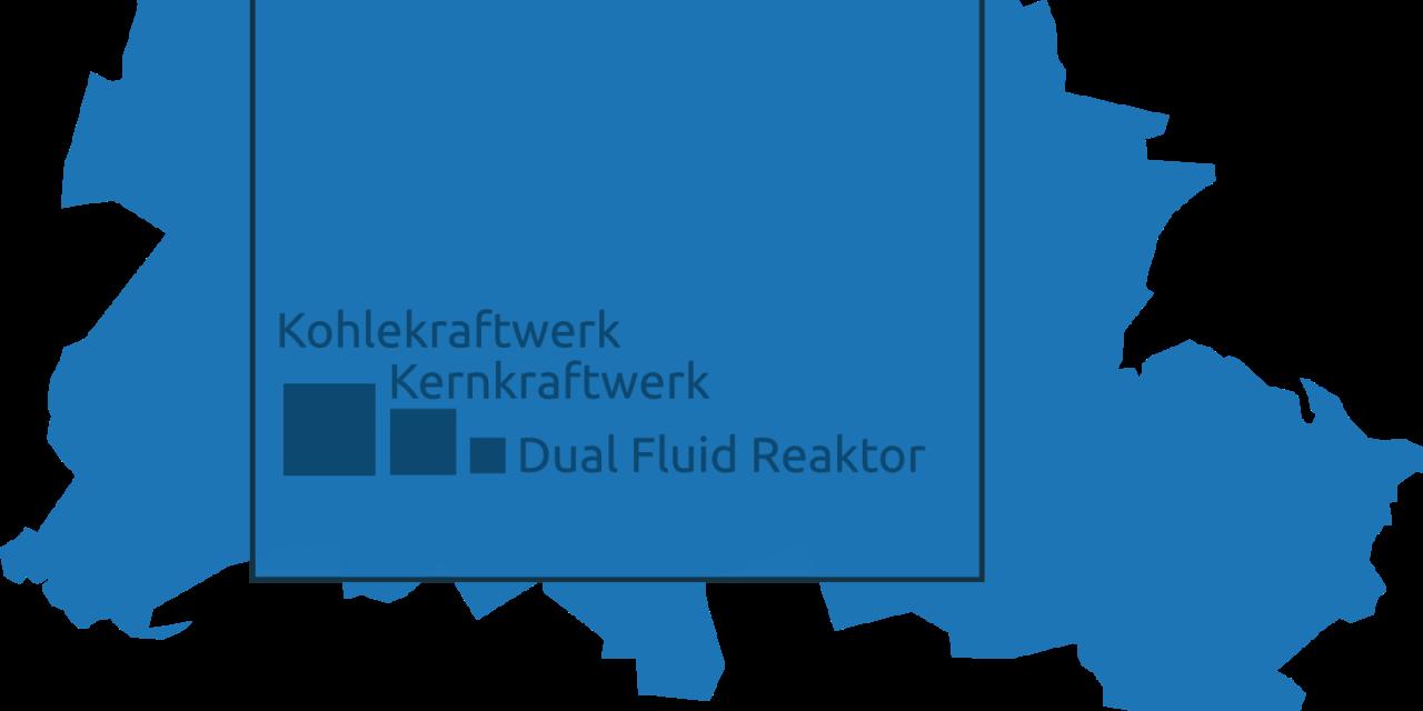 Manfred Haferburg: Die Frohe Botschaft für die Energiewende – der Dual-Fluid-Reaktor