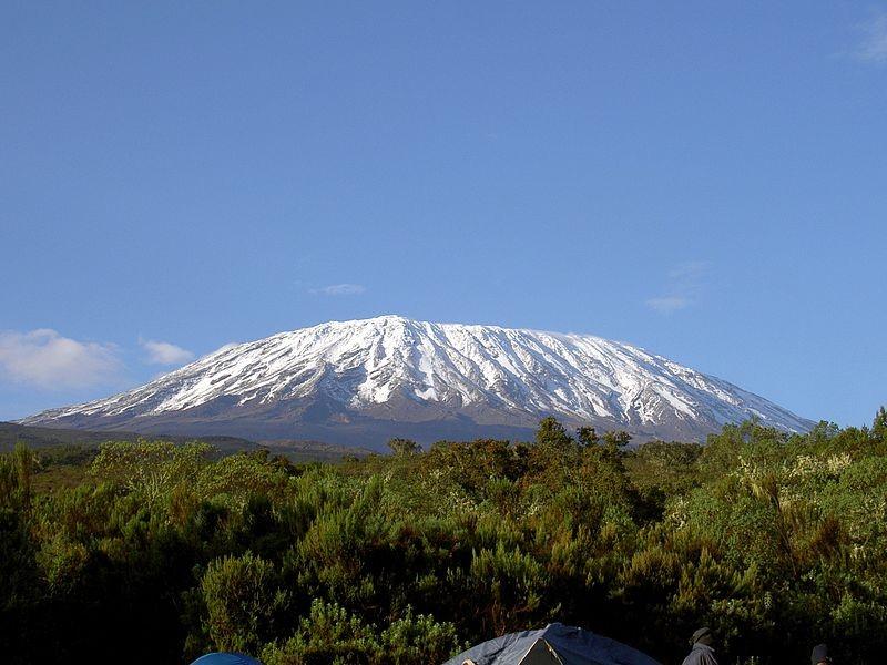 Eine unbequeme Wahrheit: Gores spektakulär falsche Prophezeiung bzgl. Schnee auf dem Kilimandscharo