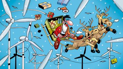 """Triumph der """"erneuerbaren Energien""""?"""