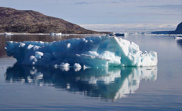 Am 10. August  2020, mitten im Sommer, hat Grönland einen Zuwachs Rekord von 4 Gigatonnen Schnee und Eis erhalten