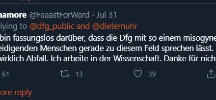 """Greta-Kritiker Dieter Nuhr als DFG-Kommentator nach massiver Beschimpfung gelöscht: """"Mir gruselt es."""""""
