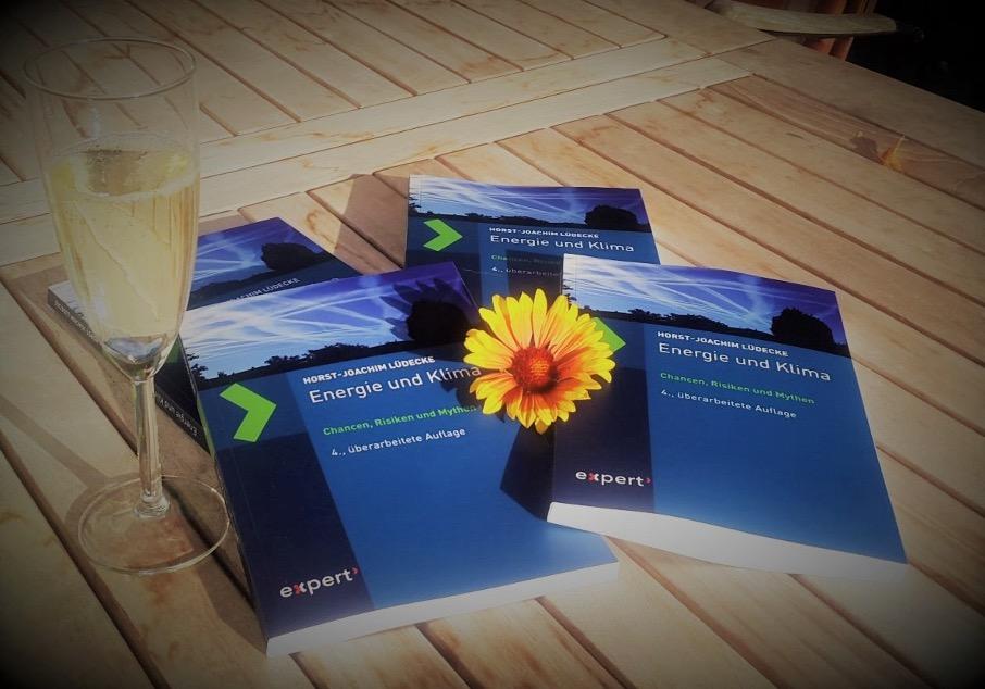 Horst-Joachim Lüdecke: Energie und Klima – Chancen, Risiken und Mythen, 4. überarbeitete Auflage. Eine Buchbesprechung.