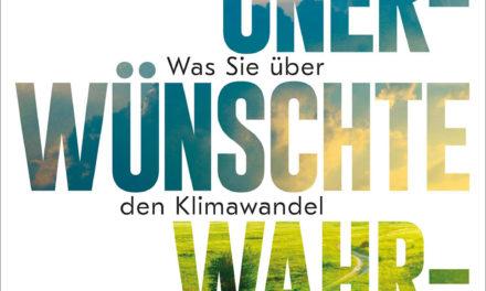 Fritz Vahrenholt im Achse-Radio 'Indubio': Zwei Prozent Weltrettung!
